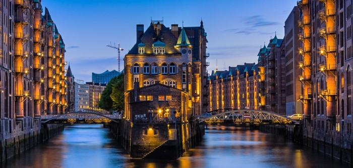 Fusion unter Gleichgesinnten in der Hansestadt an der Elbe