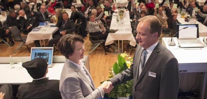 VVB-Maingau: Fusion mit Frankfurter Volksbank beschlossen